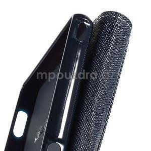 Peňaženkové puzdro pre mobil Sony Xperia Z3 - zelené - 5