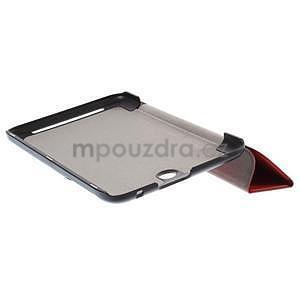Supreme polohovateľné puzdro na tablet Asus Memo Pad 7 ME176C - červené - 5