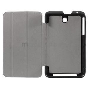 Supreme polohovateľné puzdro pre tablet Asus Memo Pad 7 ME176C - hnedé - 5