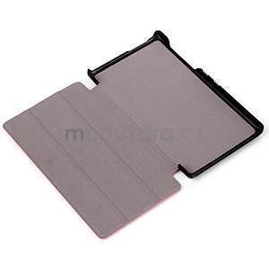 Polohovateľné puzdro pre tablet Lenovo Tab 2 A7-10 - oranžové - 5