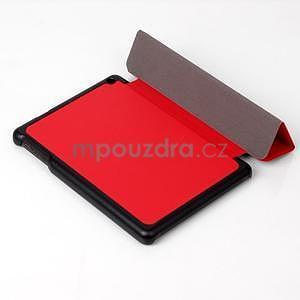 """Troch polohové puzdro na tablet Lenovo IdeaTab Miix 3 8 """"- červené - 5"""