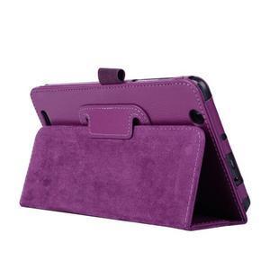 Seas dvoupolohový obal pre tablet Acer Iconia One 7 B1-750 - fialové - 5