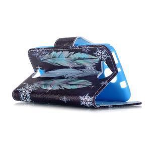 Motive pouzdro na mobil Acer Liquid Jade Z - peříčka - 5