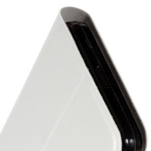 Horse peňaženkové puzdro pre Acer Liquid Z520 - biele - 5