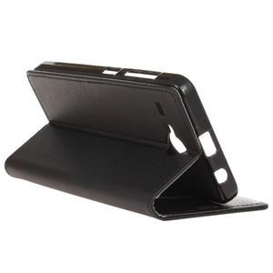 Gregory peňaženkové puzdro pre Acer Liquid Z520 - čierné - 5
