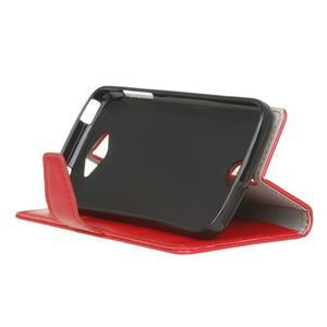 Puzdro na mobil Acer Liquid Z530 - červené - 5