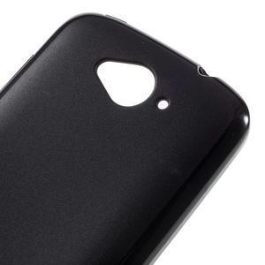Matný gelový obal na Acer Liquid Z530 - černý - 5