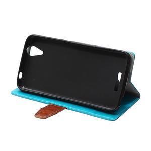 Lines pouzdro na mobil Acer Liquid Z630 - modré - 5