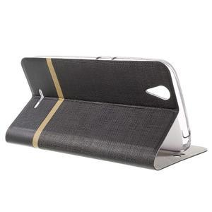 Klopové pouzdro na mobil Acer Liquid Z630 - černé - 5