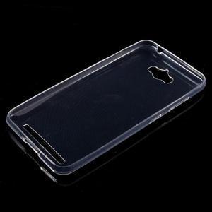 Transparentní gelový obal na Asus Zenfone Max - 5