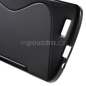 Gélový kryt S-line Huawei Ascend G7 - čierny - 5