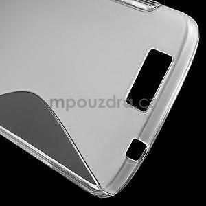 Gélový kryt S-line Huawei Ascend G7 - transparentný - 5