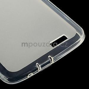Gélový obal s matným chrbtom Huawei Ascend G7 - 5