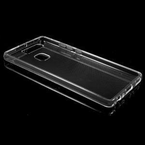 Gelový obal na mobil Huawei P9 - transparentní - 5