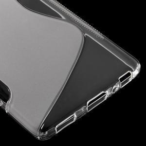 S-line gelový obal na mobil Huawei P9 - transparentní - 5