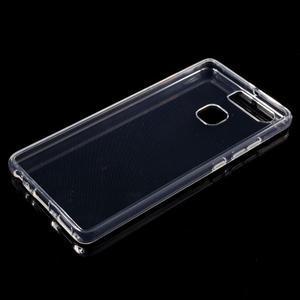 Transparentné gélový obal pre mobil Huawei P9 - 5