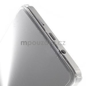Strieborný metalický kryt na Samsung Galaxy A5 - 5