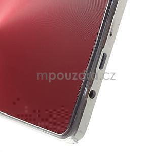 Červený metalický kryt na Samsung Galaxy A5 - 5