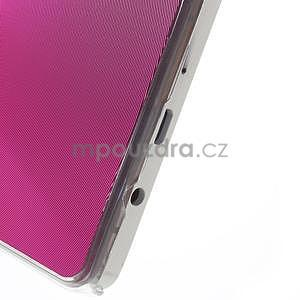 Rose metalický kryt na Samsung Galaxy A5 - 5