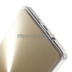 Zlatý metalický kryt pre Samsung Galaxy A5 - 5