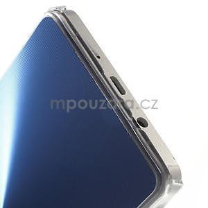 Modrý metalický kryt pre Samsung Galaxy A5 - 5