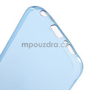 Modrý ultra slim obal na Samsung Galaxy S6 Edge - 5