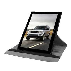 Puzdro s otočnou funkciou pre tablet Lenovo Tab 2 A10-70 - čierné - 5