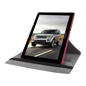 Puzdro s otočnou funkciou pre tablet Lenovo Tab 2 A10-70 - rose - 5