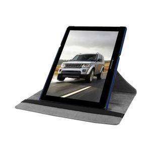 Puzdro s otočnou funkciou pre tablet Lenovo Tab 2 A10-70 - tmavomodré - 5
