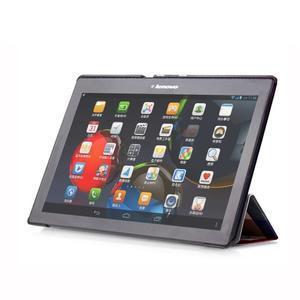 Polohovatelné puzdro pre tablet Lenovo Tab 2 A10-70 - farebné kostky - 5