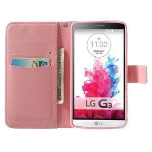 Obrázkové puzdro pre mobil LG G3 - kreace - 5