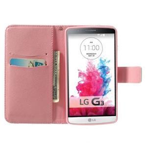 Obrázkové puzdro pre mobil LG G3 - šperky - 5