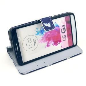 Obrázkové puzdro pre mobil LG G3 - sloníci - 5