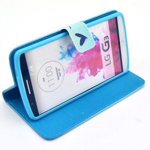 Obrázkové puzdro pre mobil LG G3 - smile - 5
