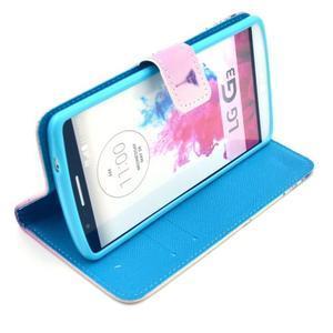 Obrázkové puzdro pre mobil LG G3 - Eiffelova veža - 5