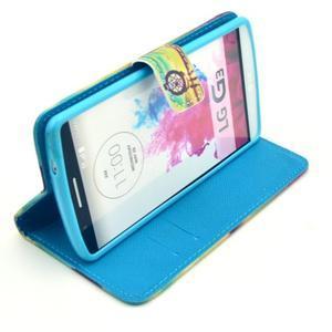 Obrázkové puzdro pre mobil LG G3 - dream - 5