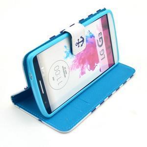 Obrázkové pouzdro na mobil LG G3 - kotva - 5