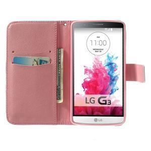 Obrázkové puzdro pre mobil LG G3 - tribal - 5