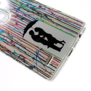 Gelový kryt na mobil LG G3 - pár - 5