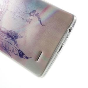 Silks gélový obal pre mobil LG G3 - dream - 5