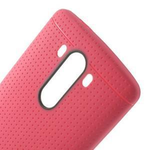 Silks gelový obal na LG G3 - rose - 5