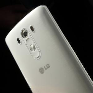 Ultratenký slim obal na mobil LG G3 - transparentní - 5