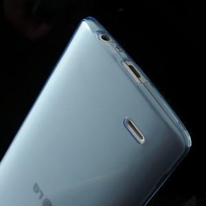 Ultratenký slim obal pre mobil LG G3 - modrý - 5