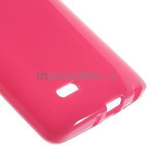 Rose gélový kryt na LG G3 s - 5