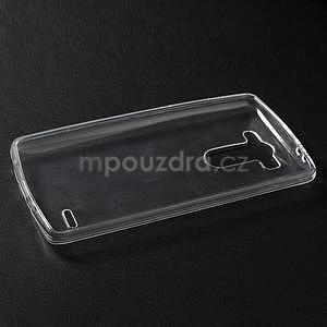 Transparentní ochranný gélový kryt LG G3 s - 5