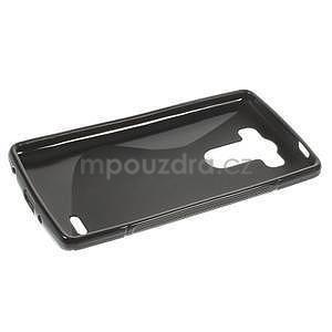 S-line čierny gélový obal pre LG G3 s - 5