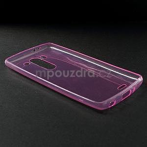 Ultra tenký slimový obal LG G3 s - rose - 5