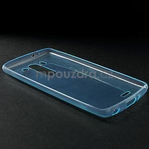 Ultra tenký slimový obal LG G3 s - světle modrý - 5