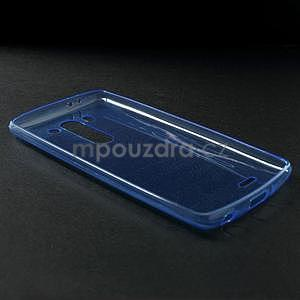 Ultra tenký slimový obal LG G3 s - modrý - 5