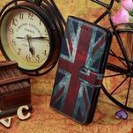 Call peňaženkové puzdro pre LG G4 - UK vlajka - 5/7